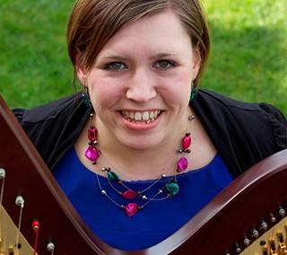 Angharad Edwards – Harp.