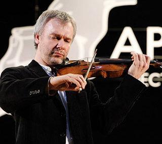 Alexander Trostiansky – Violino