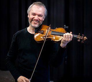 Alexander Trostiansky – Violon.