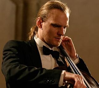 František Brikcius — Cello