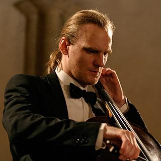 František Brikcius – Violoncello