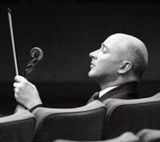 Дэвид Рассел в Вальбонне  мастер-класс выдающегося скрипача и педагога