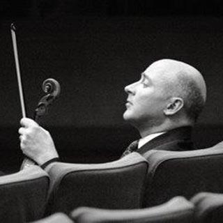 Prof David Russell – Violin.