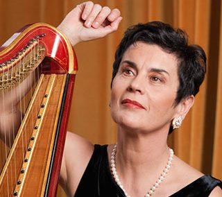 丽塞塔·罗西教授(Prof. Lisetta Rossi) – 竖琴演奏家