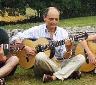 路易吉·博里奥(Luigi Borio)  吉他演奏家
