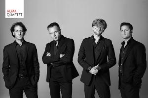 nitzan laster and the alma quartet