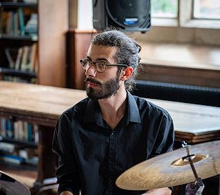 Paolo Adamo – Jazz & Pop Drums