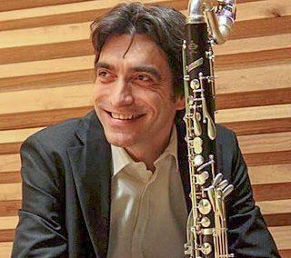 Paolo De Gaspari – basse Clarinette