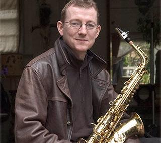 Gerard McChrystal – Saxofón