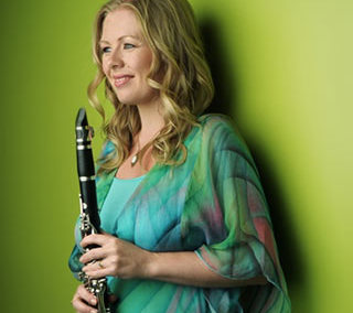 Heather Gordon-Redfern – Clarinetto classica e jazz