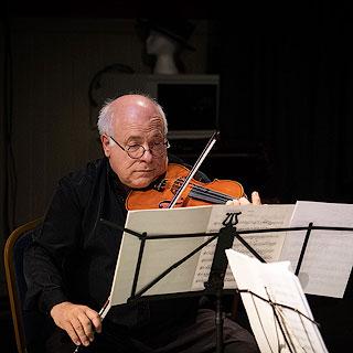 Jean-Luc Borsarello – Violin, Chamber Music