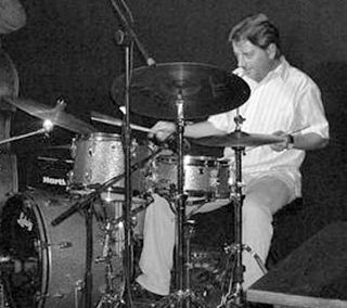 John Perry — Jazz & Pop Drums