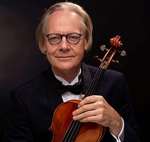 Prof. Richard Crabtree – Violin Viola