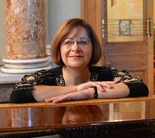 Vìra Müllerová Dvořáčkoá фортепиано