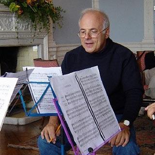 Jean-Luc Borsarello – Viola / Violin.