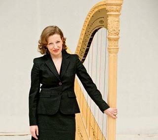 Anna Verkholantseva – Harfe