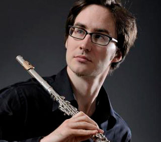 Boris Bizjak — Flute & Baroque Flute