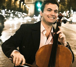 Sébastien Hurtaud – Violoncello