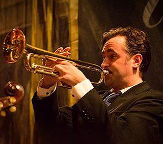 Jonny Bruce – Trompete