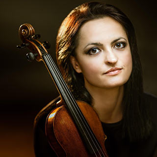 拉娜·特罗托夫谢克 (Lana Trotovsek)小提琴家
